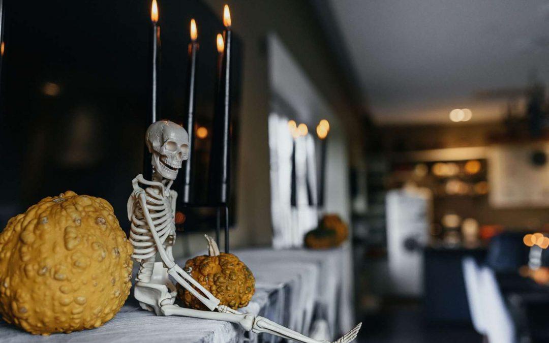 Helovyno šventės dekoravimas