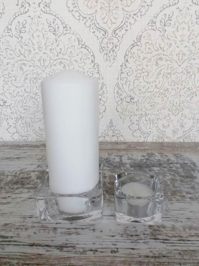 žvakidės vestuvėms - dekoracijų nuoma internetu